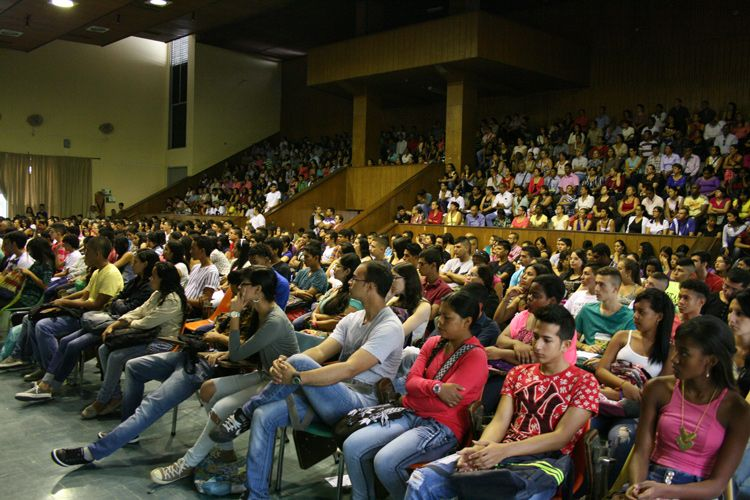 Auditorio Hernando Patiño Cruz